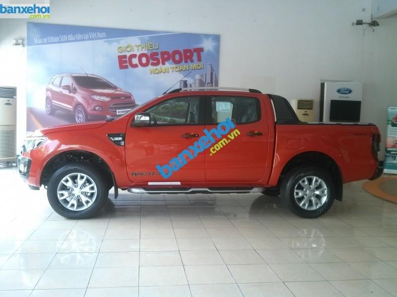 Xe Ford Ranger Wildtrak 2.2L 2014-1
