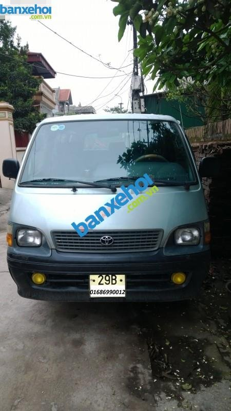 Xe Toyota Hiace  1998-0