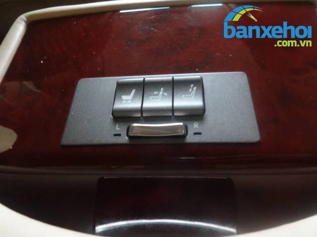 Xe Lexus LS 460L 2008-10
