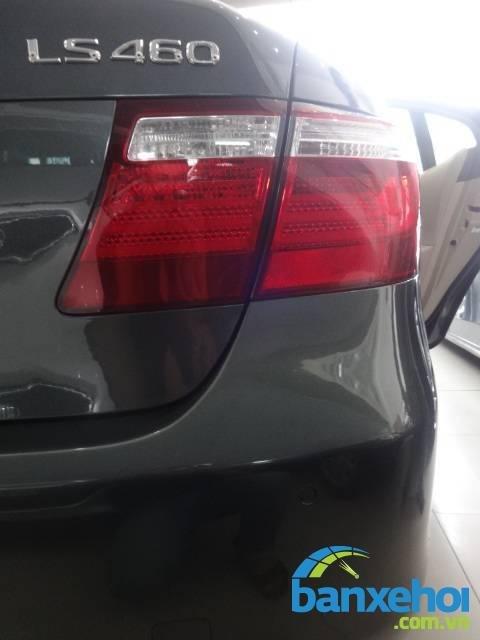Xe Lexus LS 460L 2008-7