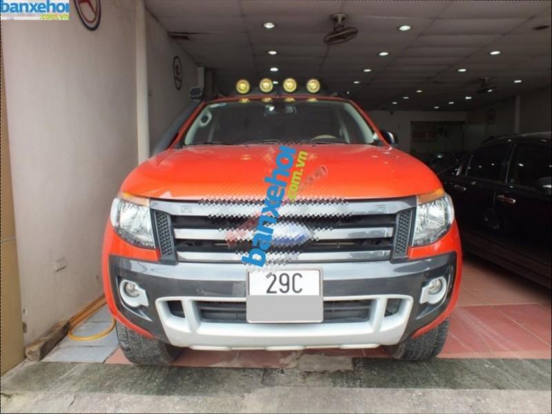 Xe Ford Ranger 2.2 2013-0