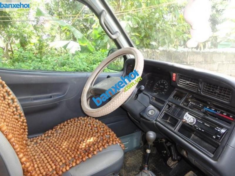 Bán ô tô Toyota Hiace đời 1997, màu xám, nhập khẩu nguyên chiếc, giá chỉ 90 triệu-4
