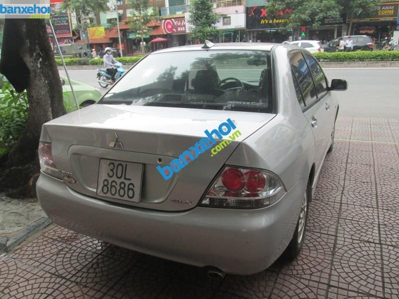 Xe Mitsubishi Lancer  2004-1