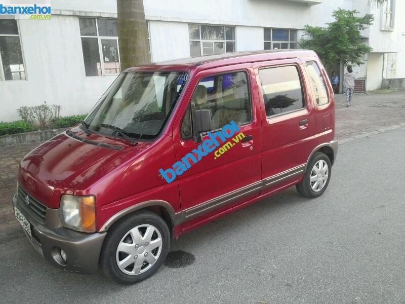 Xe Suzuki Wagon R  2001-1