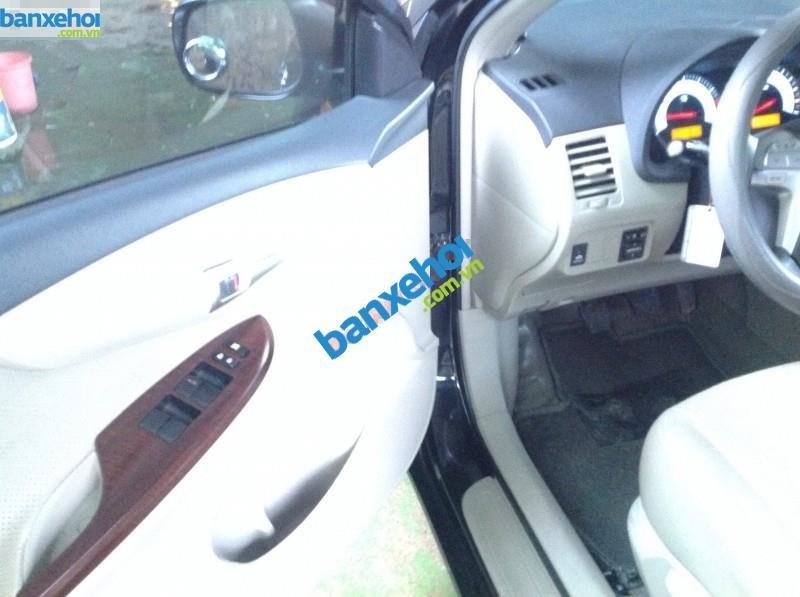 Xe Toyota Corolla altis 1.8 MT 2011-8