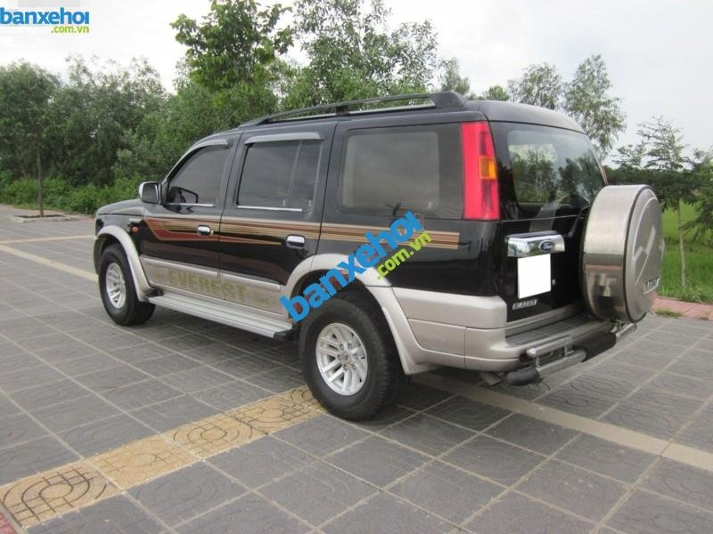 Xe Ford Everest  2006-2
