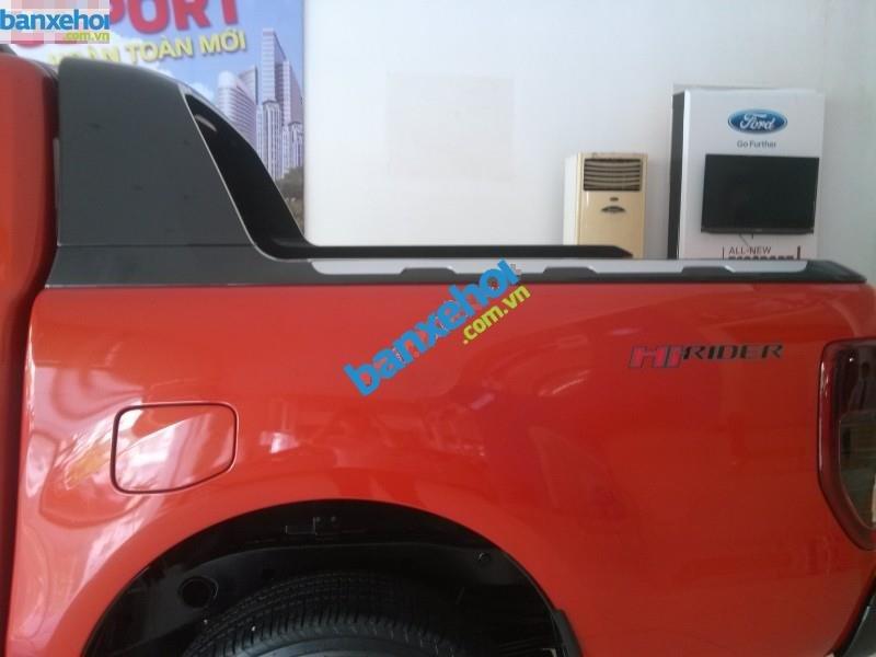 Xe Ford Ranger Wildtrak 2.2L 2014-2