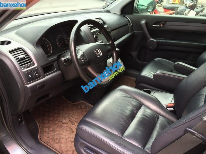 Xe Honda CR V 2.4 2009-7
