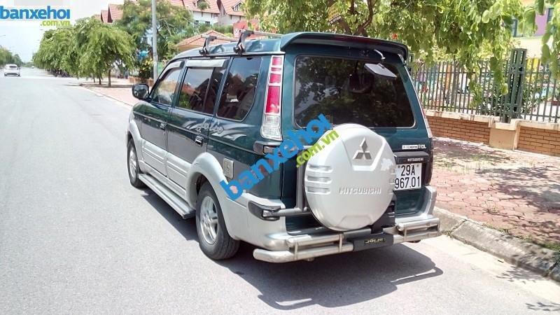 Xe Mitsubishi Jolie  2003-4