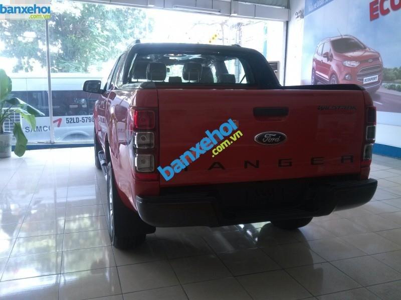 Xe Ford Ranger Wildtrak 2.2L 2014-6