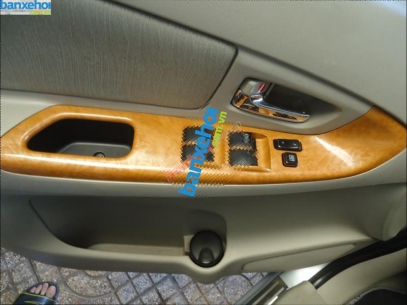 Xe Toyota Innova G 2009-6