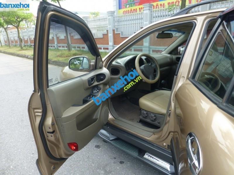 Xe Hyundai Santa Fe  2003-4