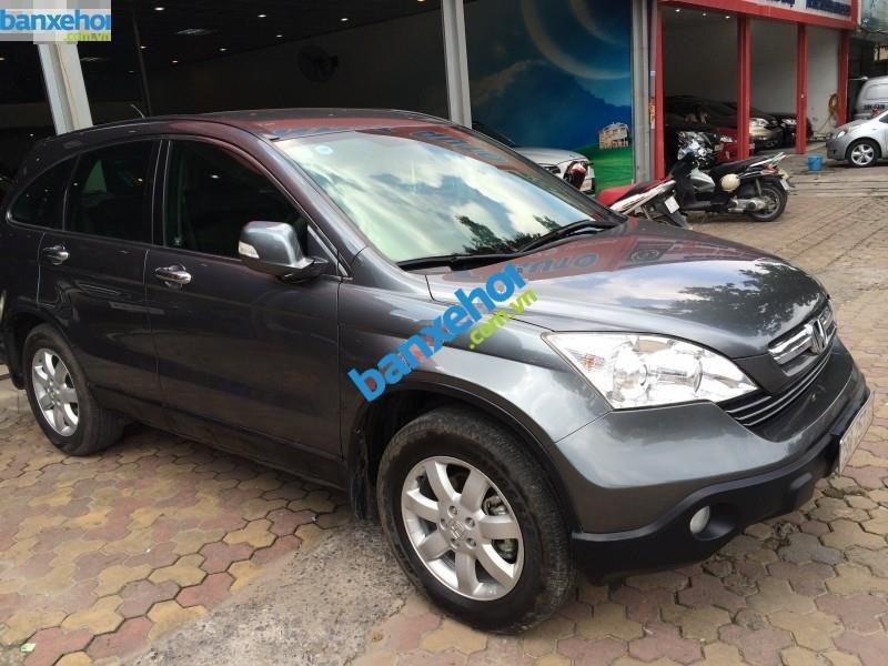 Xe Honda CR V 2.4 2009-0
