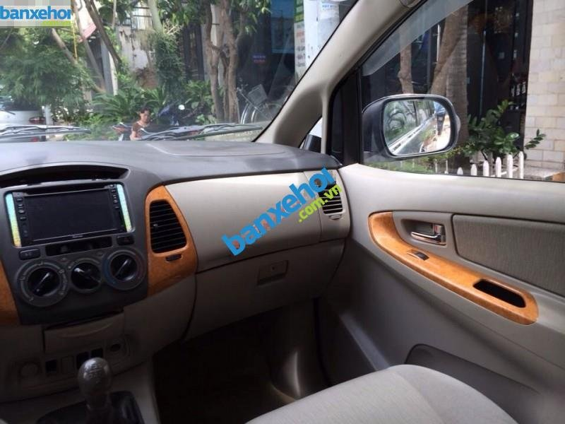 Xe Toyota Innova G 2009-4