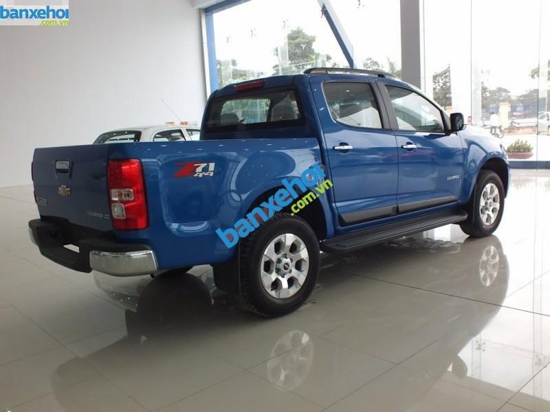 Xe Chevrolet Colorado LTZ 2.8 MT 2014-3