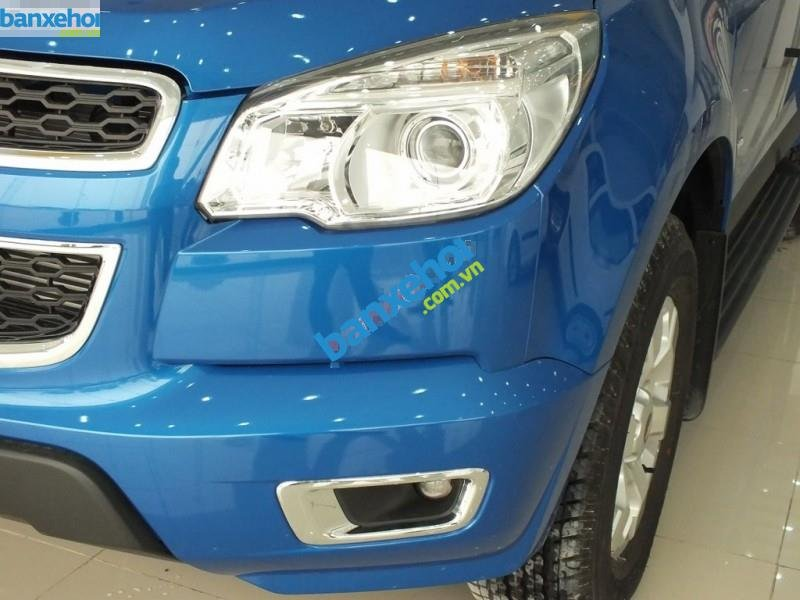 Xe Chevrolet Colorado LTZ 2.8 MT 2014-9
