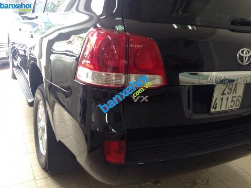 Xe Toyota Land Cruiser VX V8 2011-0
