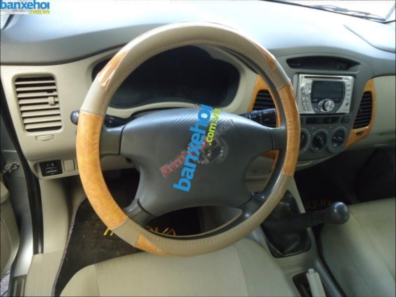 Xe Toyota Innova G 2009-7