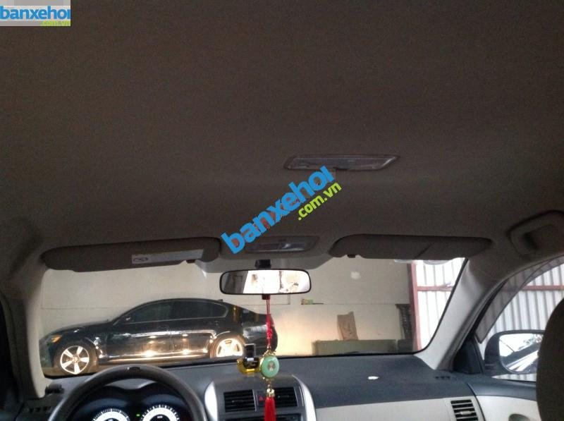 Xe Toyota Corolla altis 1.8 MT 2011-7