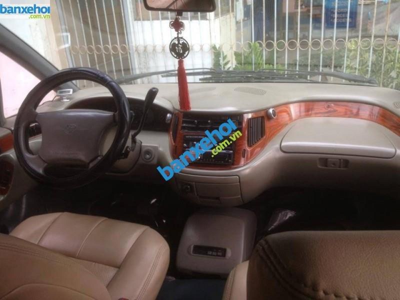 Xe Toyota Previa  1991-3