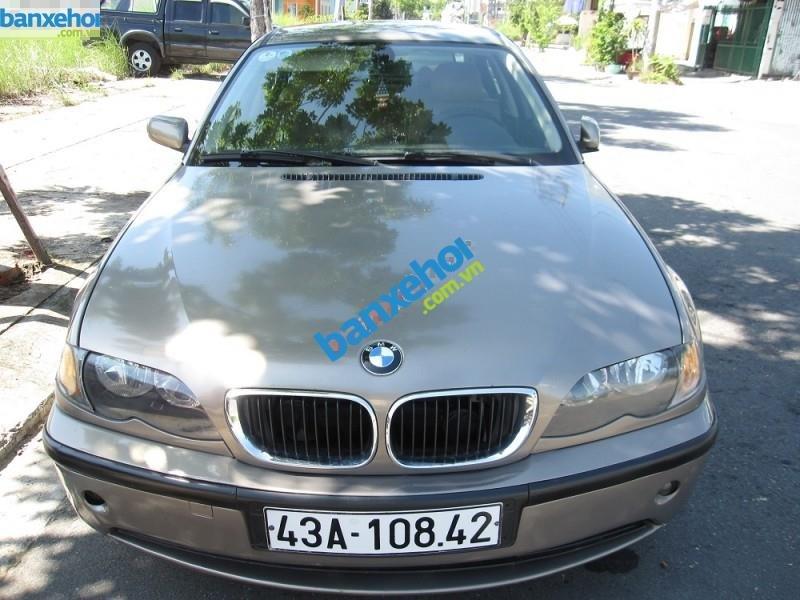 Xe BMW 3 Series 318iA 2003-0
