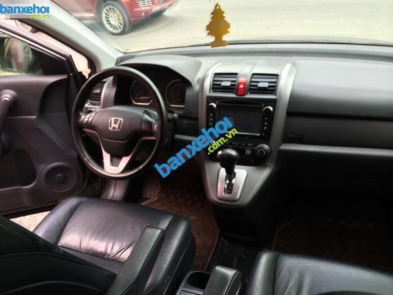 Xe Honda CR V 2.4 2009-6