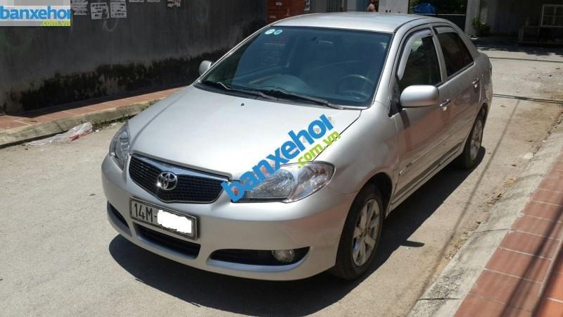 Xe Toyota Vios 1.5G 2003-1