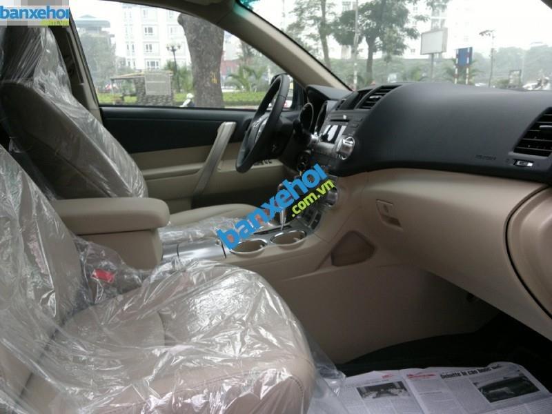 Xe Toyota Highlander SE 2011-3