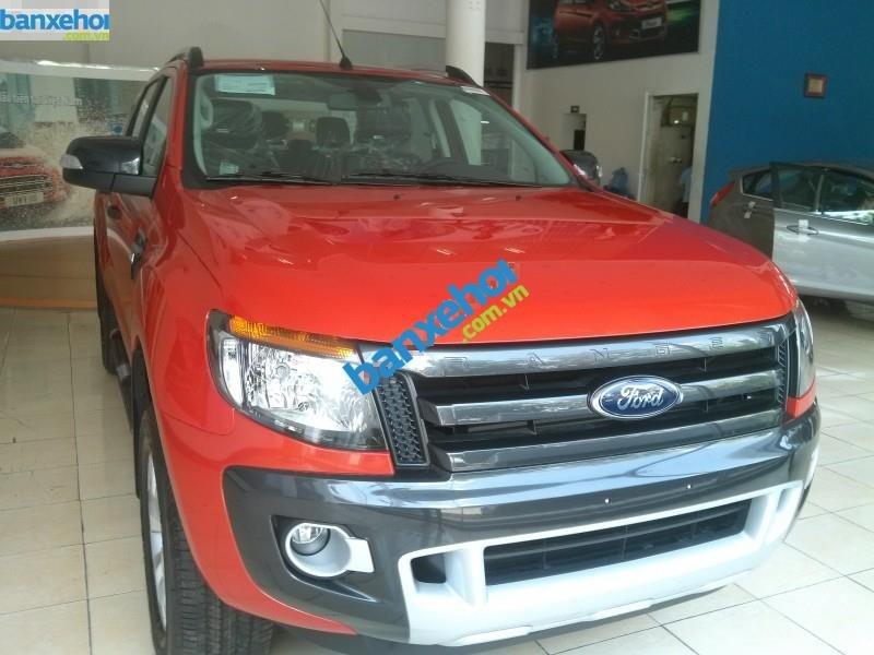Xe Ford Ranger Wildtrak 2.2L 2014-4