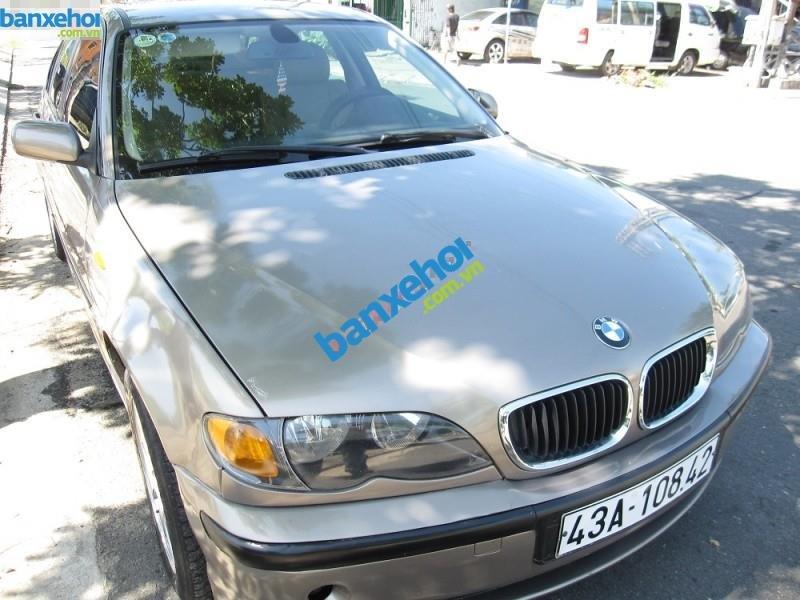 Xe BMW 3 Series 318iA 2003-1