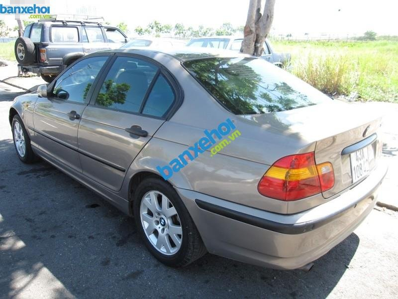 Xe BMW 3 Series 318iA 2003-4