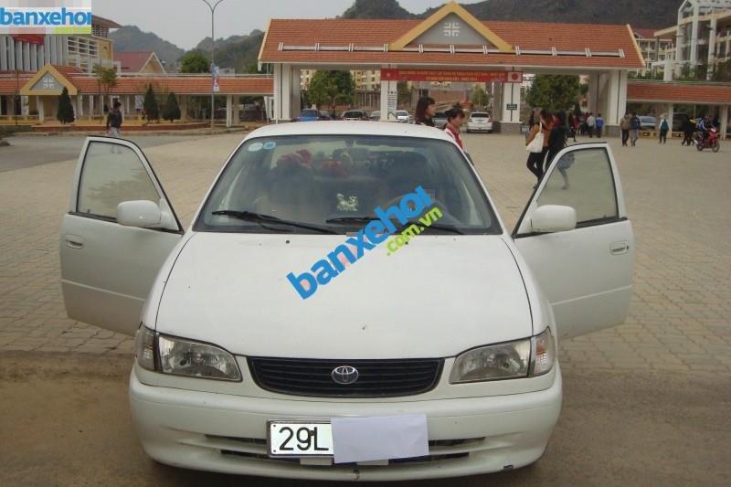 Xe Toyota Corolla j 1999-1