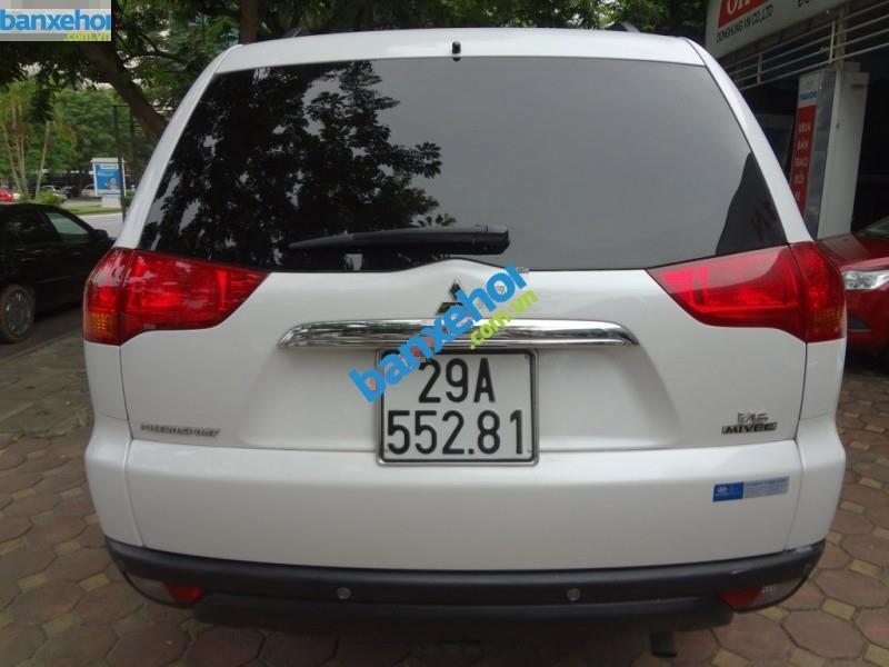 Xe Mitsubishi Pajero Sport AT 2012-7