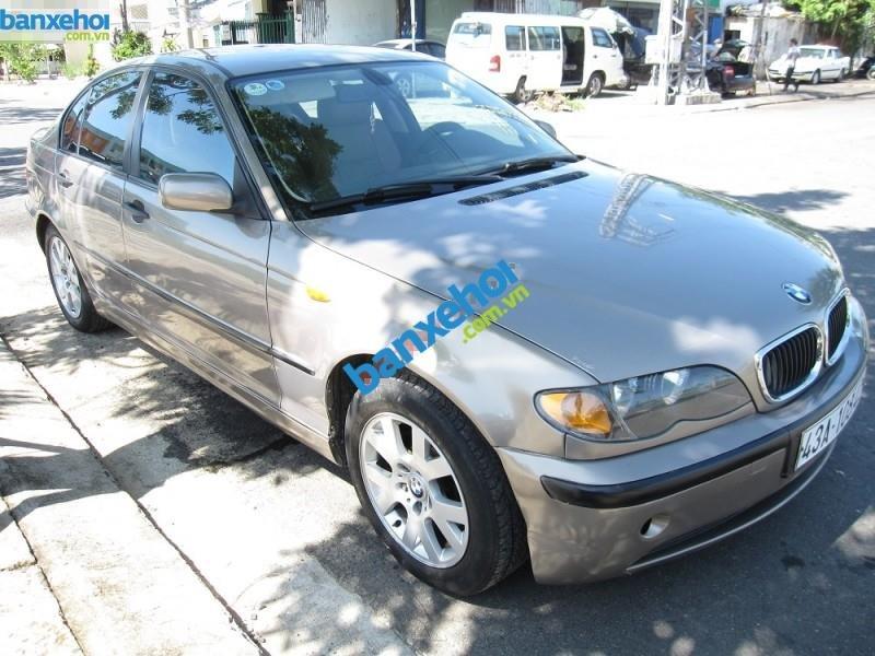 Xe BMW 3 Series 318iA 2003-6