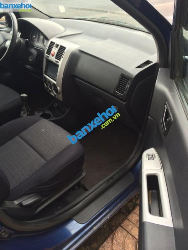 Xe Hyundai Getz 1.1MT 2010-8