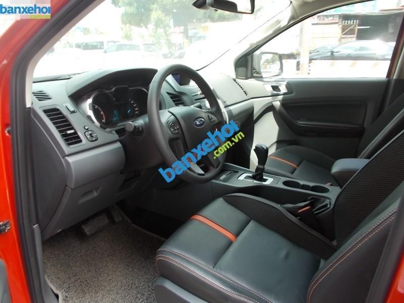Xe Ford Ranger Wildtrak 2013-7