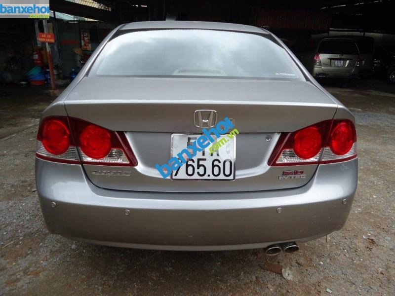 Xe Honda Civic 2.0AT 2009-4