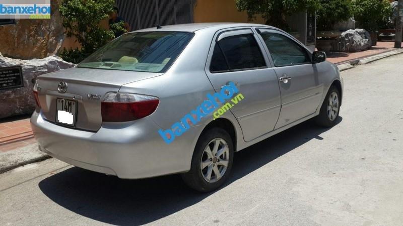 Xe Toyota Vios 1.5G 2003-3