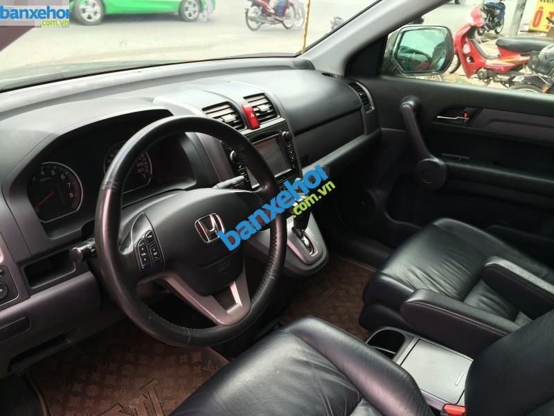 Xe Honda CR V 2.4 2009-4