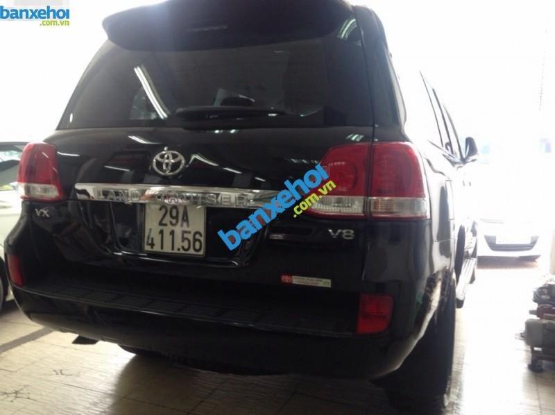 Xe Toyota Land Cruiser VX V8 2011-1