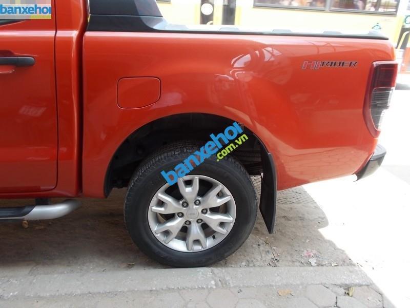 Xe Ford Ranger Wildtrak 2013-6