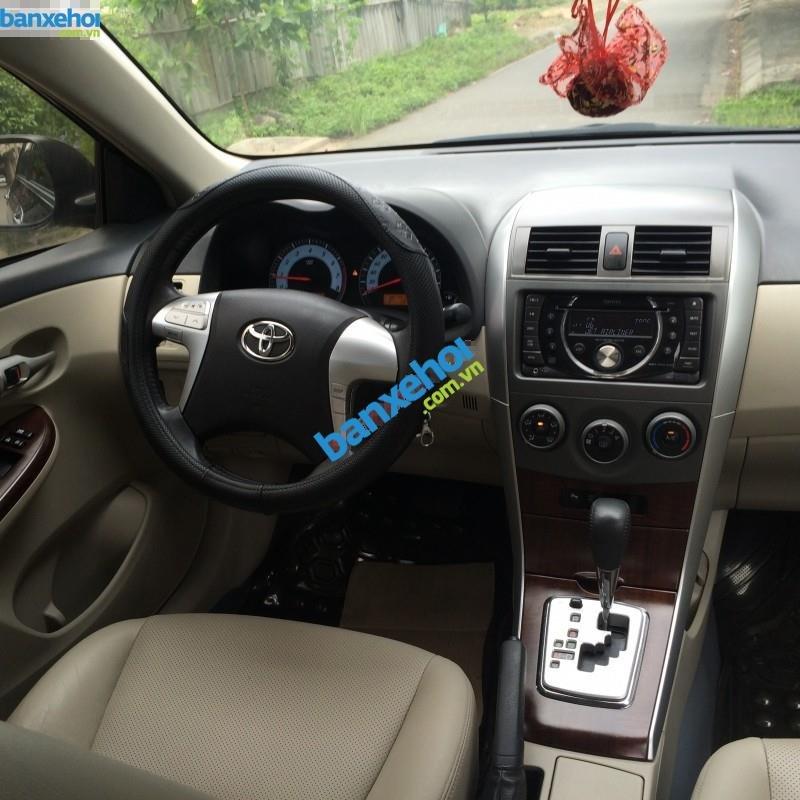 Xe Toyota Corolla altis 1.8G 2012-6