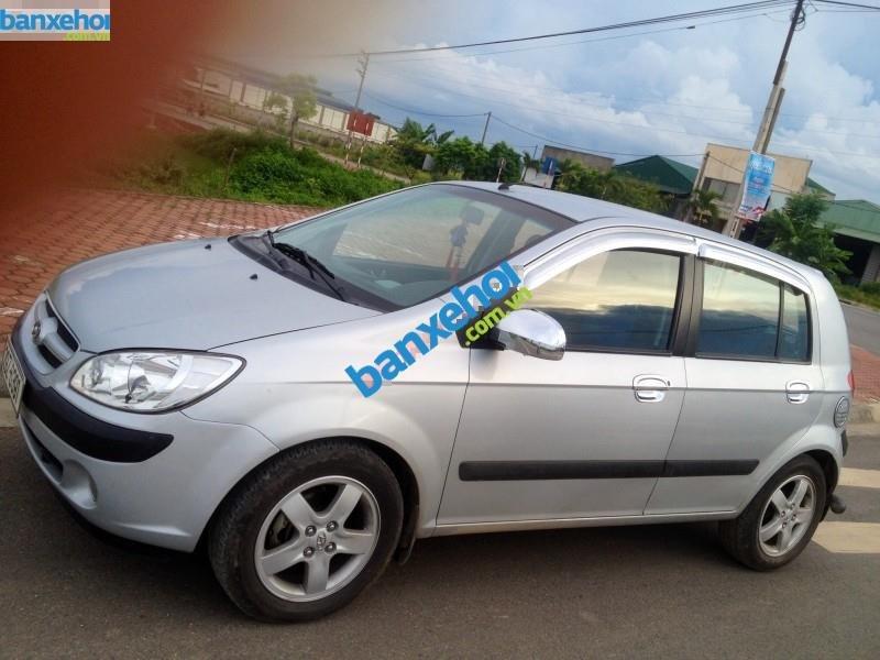 Xe Hyundai Getz AT 2007-1
