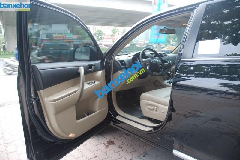 Xe Toyota Highlander  2011-4