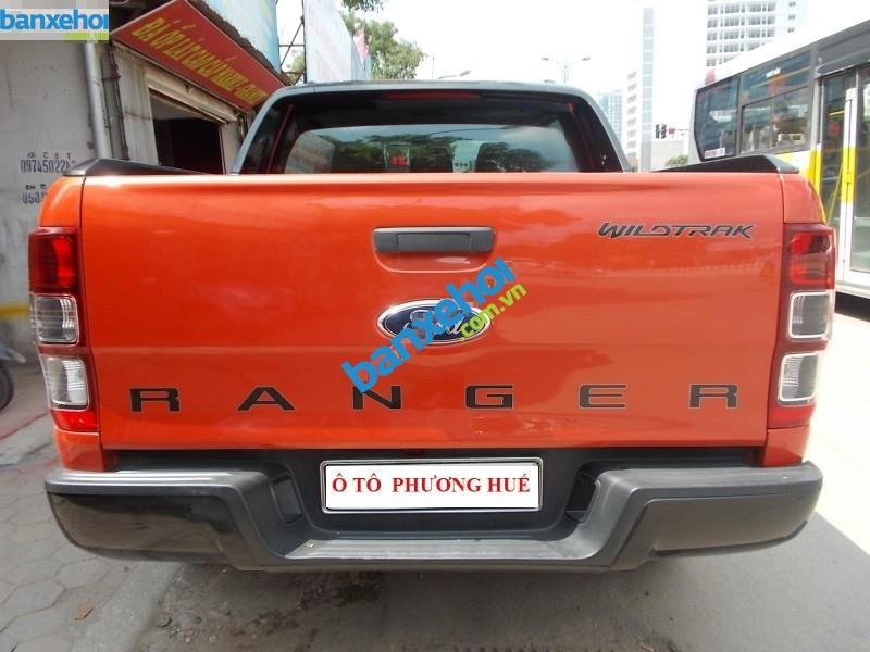 Xe Ford Ranger Wildtrak 2013-3