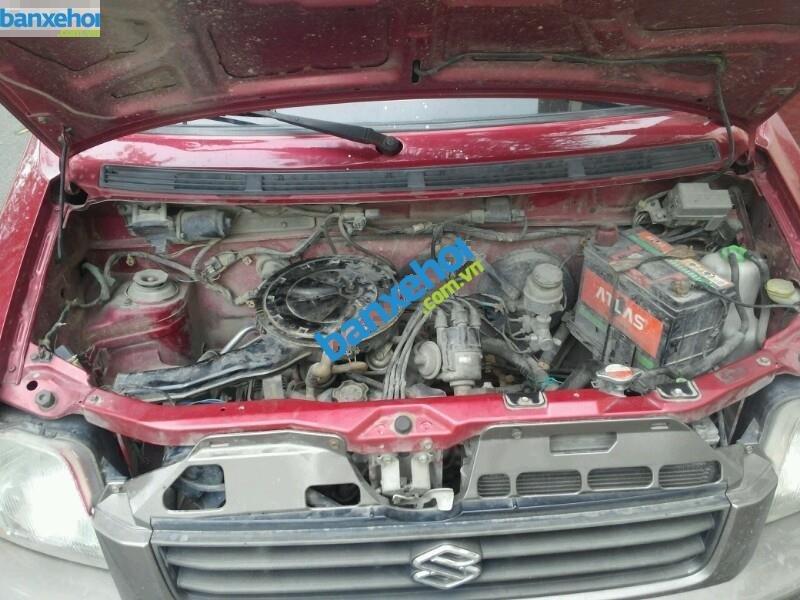 Xe Suzuki Wagon R  2001-6