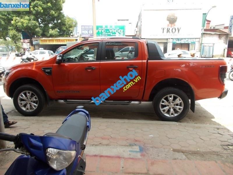 Xe Ford Ranger Wildtrak 2013-4