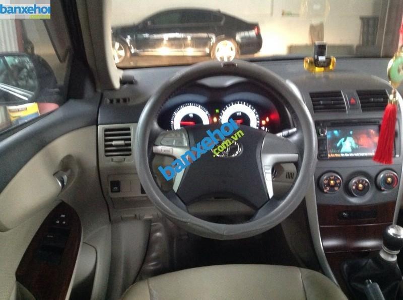 Xe Toyota Corolla altis 1.8 MT 2011-4