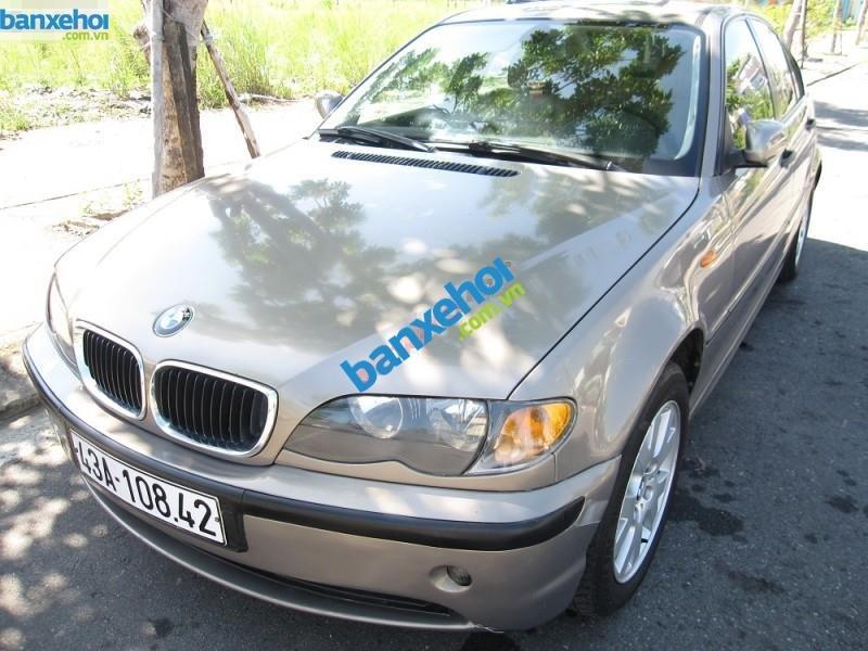 Xe BMW 3 Series 318iA 2003-2