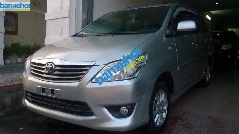 Xe Toyota Innova G 2013-0